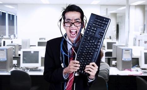 Un quart des Français se sentent dépassés par les nouvelles technologies | Web & NTIC | Scoop.it