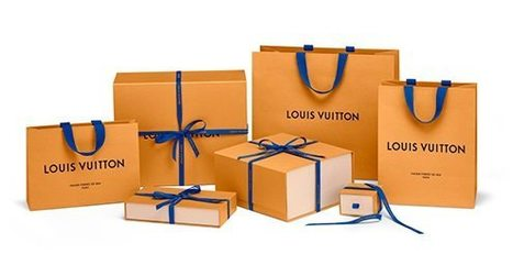Louis Vuitton change de packaging | Les Gentils PariZiens : style & art de vivre | Scoop.it