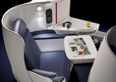 Photos, video: Air France's new Boeing 777 business class seats | Air France KLM Presentation | Scoop.it