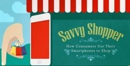 Shopping on Smartphones Continues to Soar | Mobile Marketing Watch | Mobile Commerce | Scoop.it