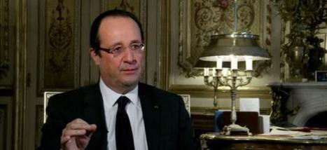 France 2 a-t-elle accepté de virer deux Français du panel qui doit interroger François Hollande à la demande de l'Elysée ? | Pierre-André Fontaine | Scoop.it