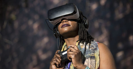 Lets keep #VR real & practical - The Breathless Rhetoric of Virtual Reality - The New Yorker | Pervasive Entertainment Times | Scoop.it