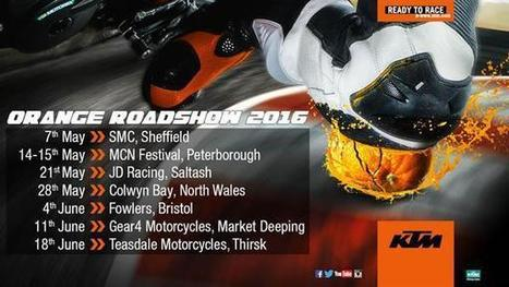 KTM: UK Demo Tour Begins | Motorcycle Industry News | Scoop.it