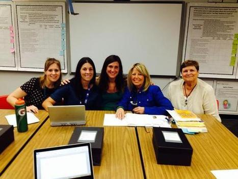 """Michael Buckley on Twitter: """"2nd grade Instructional Team met to discuss student data. New data + new instructional planning = student success! http://t.co/spJXrArcgA"""" 