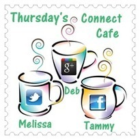 Thursday's Connect Cafe Social Media Hop {9/19} - Keeping Up With The Rheinlander's | Organic SEO | Scoop.it
