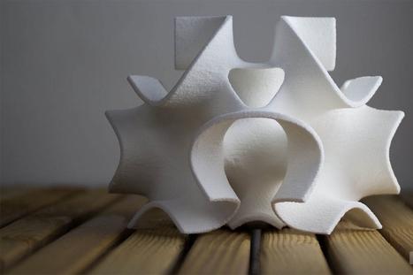 Amerikaans koppel maakt desserts met 3D-printer   3D Printing news (related to 3Dprinterblog.nl)   Scoop.it