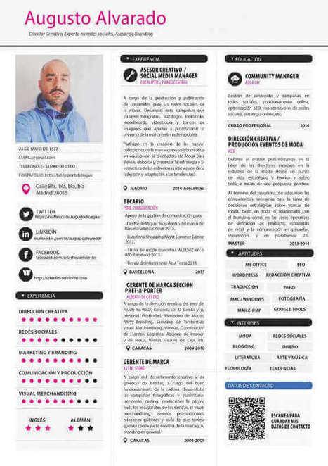 Cómo hacer un Curriculum Vitae Insuperable en 2016 + Ebook | Noticias de Marketing Online - Marketing and Web | Scoop.it