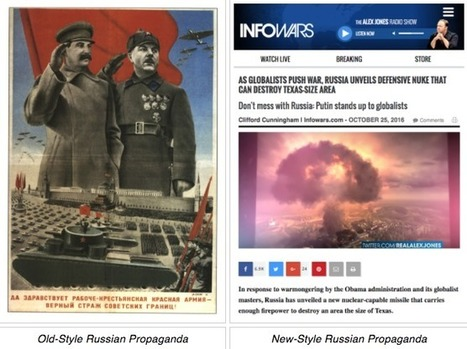 REPORT: Hundreds of popular websites deliver Russian propaganda to 15 million Americans | A WORLD OF CONPIRACY, LIES, GREED, DECEIT and WAR | Scoop.it