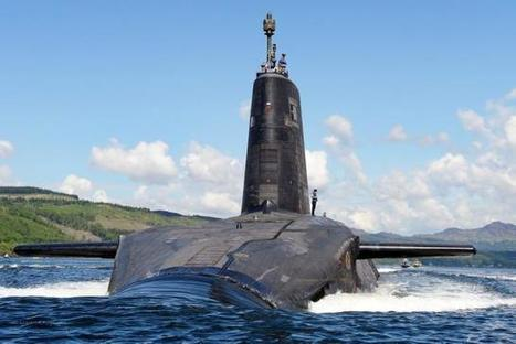 Labour defence secretary: Party will remain committed to Trident renewal | kitnewtonium | Scoop.it