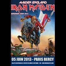Iron Maiden, retour vers le passé réussi | News musique | Scoop.it