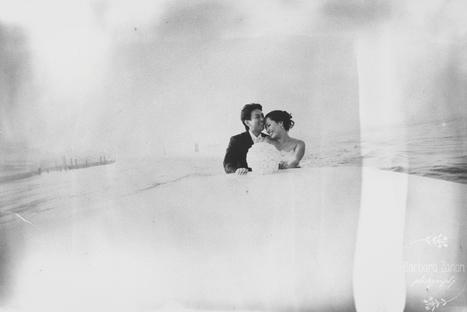 Shoko e Masanao, fuga d'amore e matrimonio a Venezia con la nebbia | Barbara Zanon Photography | Scoop.it