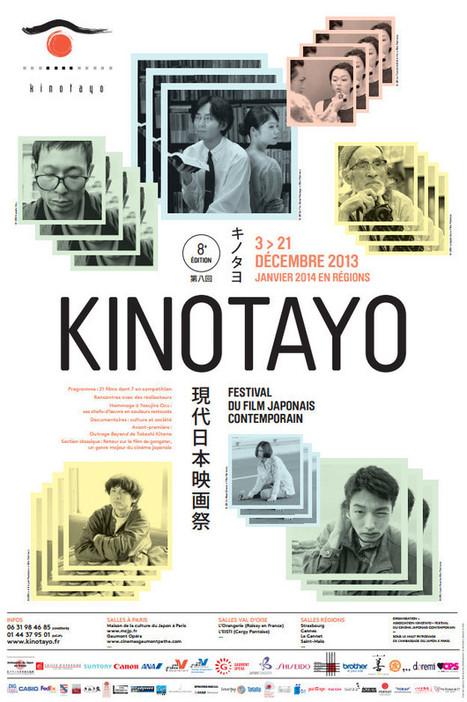 Kinotayo : un festival à Paris pour le cinéma japonais contemporain - Culturopoing | Actu Cinéma | Scoop.it