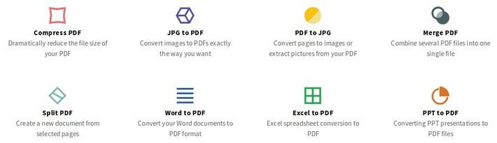 8 outils de traitement pour vos PDF en 1 service en ligne | TIC et TICE mais... en français | Scoop.it