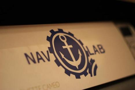 Le Navlab d'Antibes: entre espace de coworking et FabLab | Teletravail et coworking | Scoop.it