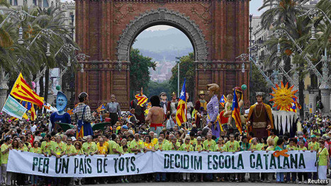 How to make a country for everybody | Catalogne, indépendance, Europe | Scoop.it