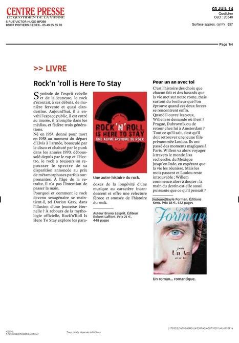 Centre Presse - Sélection de Pour un an avec toi | Gayle Forman | Scoop.it