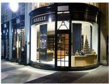 Maille ouvre une boutique à Londres. | Sensory Marketing | Scoop.it