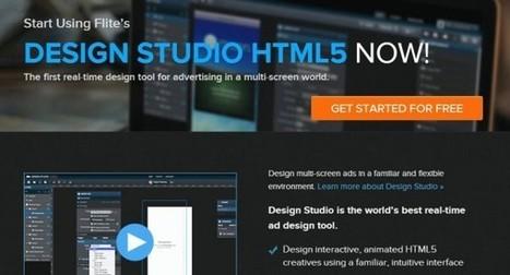 Flite, para diseñar anuncios y animaciones en HTML5 | Fixx | Scoop.it