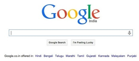Google's inverted world needs to be challenged – and India might be the place to start | Welfare, Disability, Politics and People's Right's | Scoop.it