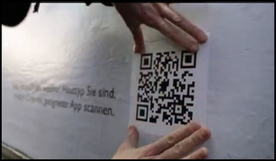 QR code activism takes off in Germany - QR Code Press | scan me to know me | Scoop.it