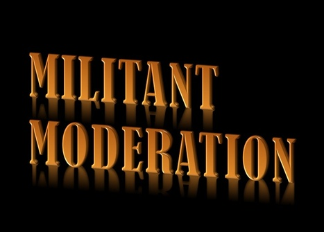 Militant Moderation | Politics for the Twenty-first Century | Scoop.it