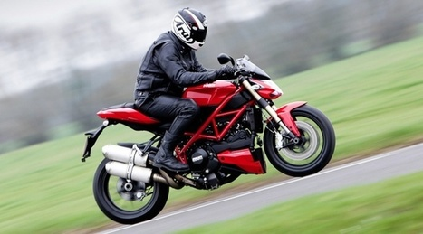 Ridden: Ducati 848 Streetfighter | Ductalk Ducati News | Scoop.it