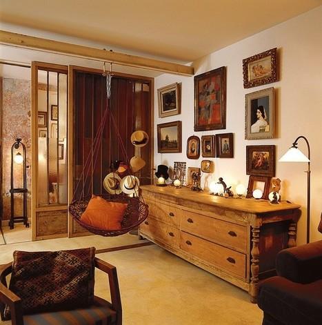 Un atelier transformé en maison à Paris     PLANETE DECO a homes worldPLANETE DECO a homes world   Immobilier   Scoop.it