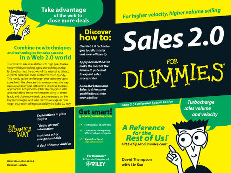 Lead Generation for Dummies - Free Sample Chapter | Gardening | Scoop.it