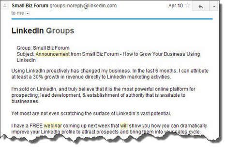 Why Starting a LinkedIn Group Will Change Your Business Forever | LinkedSelling | Public Relations & Social Media Insight | Scoop.it