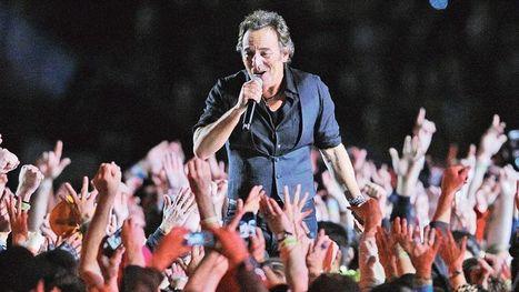 Et si Bruce Springsteen n'était plus vraiment le Boss? - le Figaro | Bruce Springsteen | Scoop.it