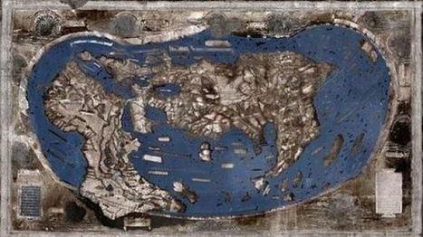 Los secretos del mapa medieval que inspiró el viaje de Colón | Arqueología, Historia Antigua y Medieval - Archeology, Ancient and Medieval History byTerrae Antiqvae (Blogs) | Scoop.it