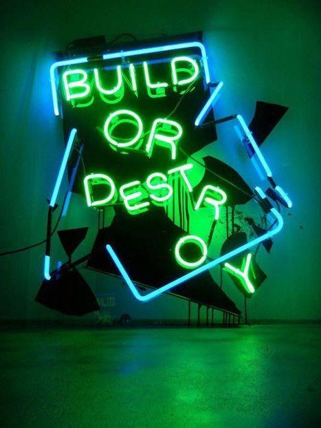 """Build Or Destroy"" by Patrick Martinez   Art Installations, Sculpture, Contemporary Art   Scoop.it"
