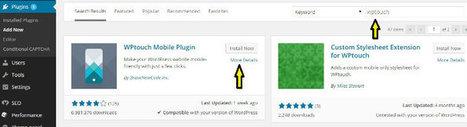 How to install Wordpress Plugins - ZigRadar | iPhone and Apple's - Latest Updates! | Scoop.it
