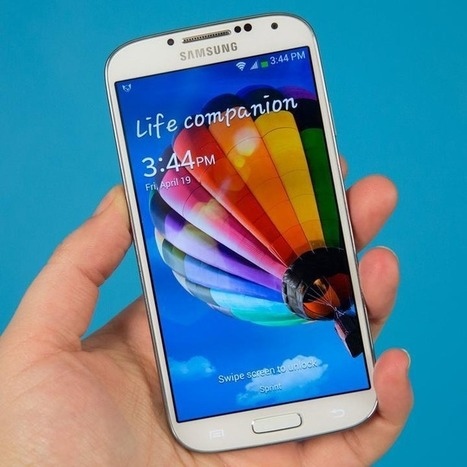 Samsung Galaxy S4 and iPhone 5 Screens Compared: It's a Tie | Digital & Social innovation | Scoop.it