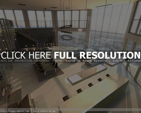 Open Concept Kitchen Living Room | Home Design | Scoop.it