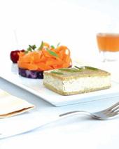Tofu di canapa con cavolo viola arrostito, carote ed erbe | Alimentazione e cucina veg, ricette e consigli pratici | Scoop.it