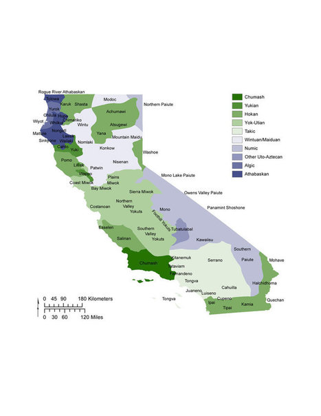 Settlement patterns of early Californians | Archaeology News | Scoop.it