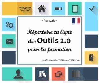 Outils 2.0 : portail d'applications en français pour introduire les TIC dans la formation | Gestion des connaissances et TIC pour le développement | Scoop.it