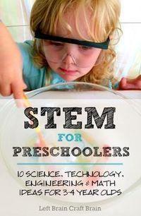 STEM for Preschoolers + Love to Learn Linky (#6 | Edtech PK-12 | Scoop.it