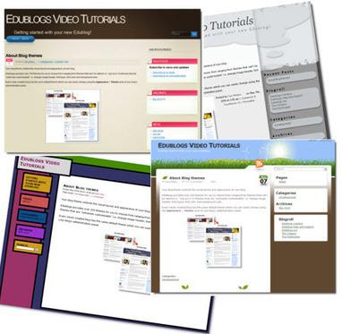 Student Blogging Activity 1 (Beginner): Setting Up Your Class Blog : Teacher Challenge | Curriculum Resources | Scoop.it
