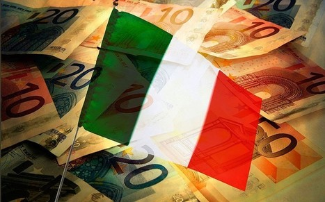 Italy could need EU rescue within six months, warns Mediobanca - Telegraph   Compton eco101   Scoop.it