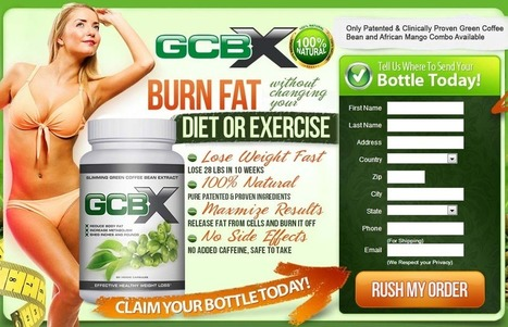 GCBX Green Coffee Bean Review – A Healthy and Natural Way to Shed Fat! | GCBX Green Coffee Bean | Scoop.it