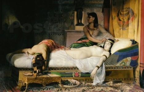 El Imparcial: Noticias: Cleopatra: la reina del Nilo de belleza mediterránea que hablaba ocho lenguas | Mundo Clásico | Scoop.it