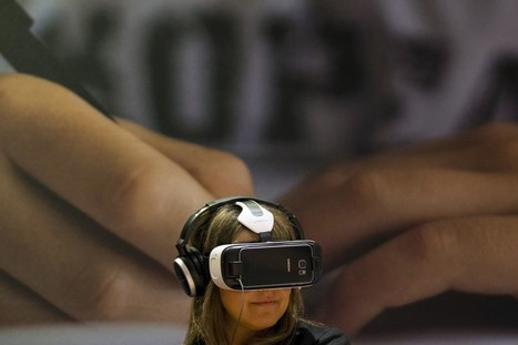 Virtual Reality Is Making Its Big Play for the Mainstream | Transliteracy: Physical, Augmented, & Virtual Worlds | Scoop.it