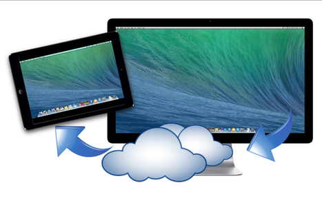 How to turn your iPad into a desktop with these remote access apps - GigaOM | Having Fun With Apple iPad | Scoop.it