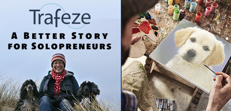 Trafeze: A Better Story for Solopreneurs - Trafeze Blog | The Content Marketing Hat | Scoop.it