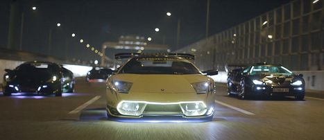 Underground Hero | Lamborghinis in Japan | Motor Verso Car News | Scoop.it