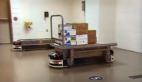 Au Canada des patients testent un hôpital automatisé | The Blog's Revue by OlivierSC | Scoop.it