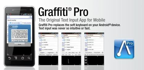 Graffiti Pro for Android - AndroidMarket | Android Apps | Scoop.it