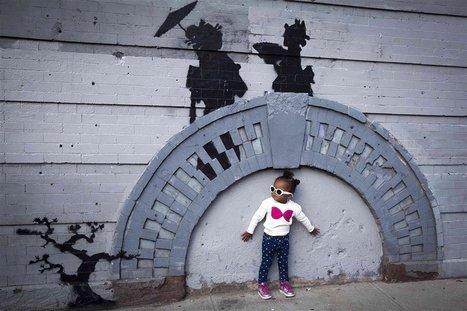 Banksy lo probó: en el arte, el contexto es todo | enredArte | Scoop.it